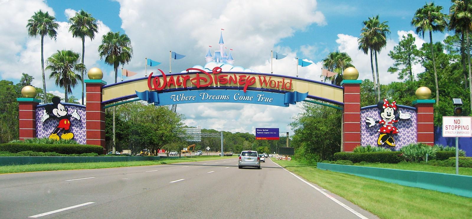 Das Walt Disney World Resort ist ein Komplex mehrerer Freizeitparks in Florida.