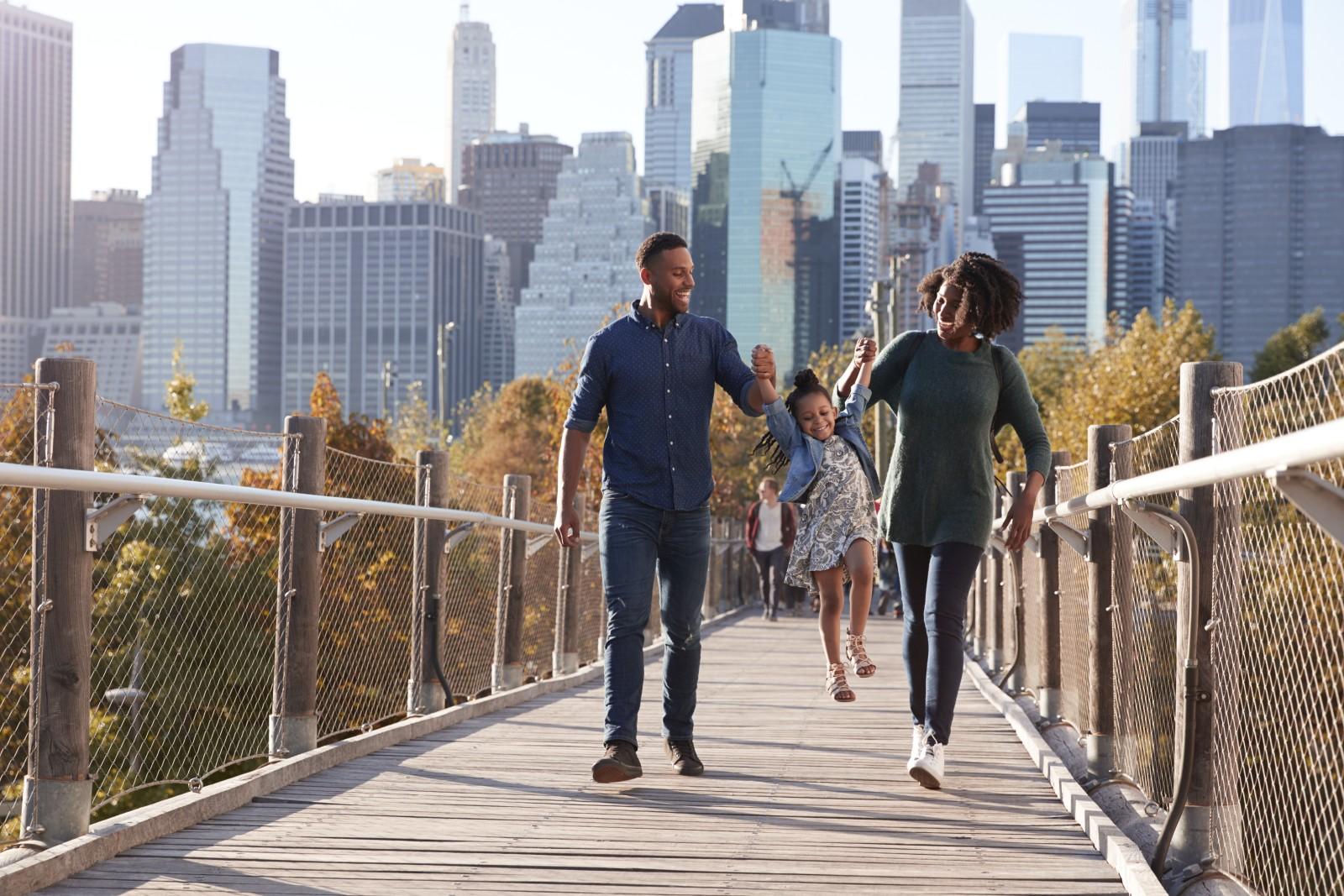 Es lohnt sich, New York nicht nur zu konsumieren, sondern wirklich auf sich wirken zu lassen. Und das geht am besten bei einem gemütlichen Spaziergang.