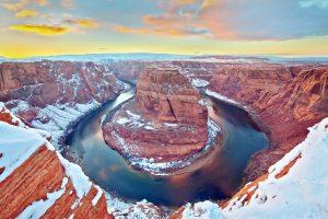 Im Grand-Canyon-Nationalpark liegt der größte Teil des Grand Canyon.