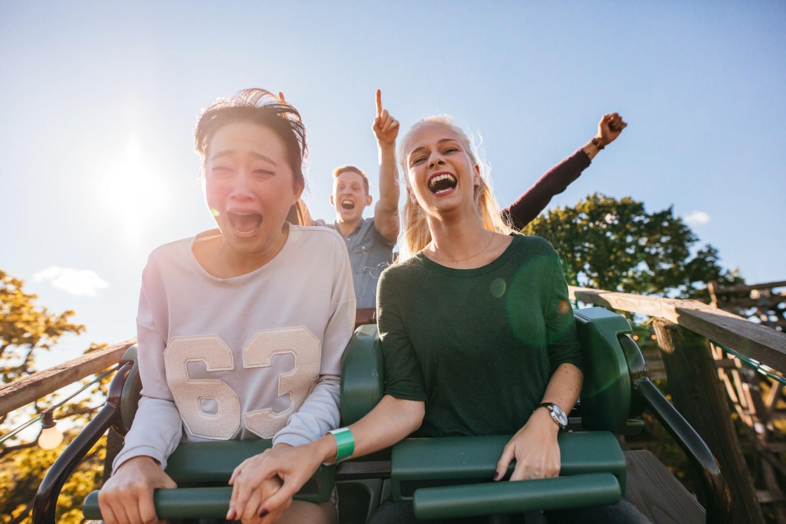 Im Rahmen der IAAPA Expo konnten 40.000 Besucher hier live erfahren, welche Attraktionen 2020 in den US-Freizeitparks Einzug erhalten werden.