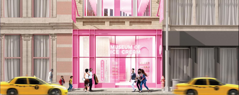 Das Museum of Ice wird in New York City dauerhaft eingerichtet.