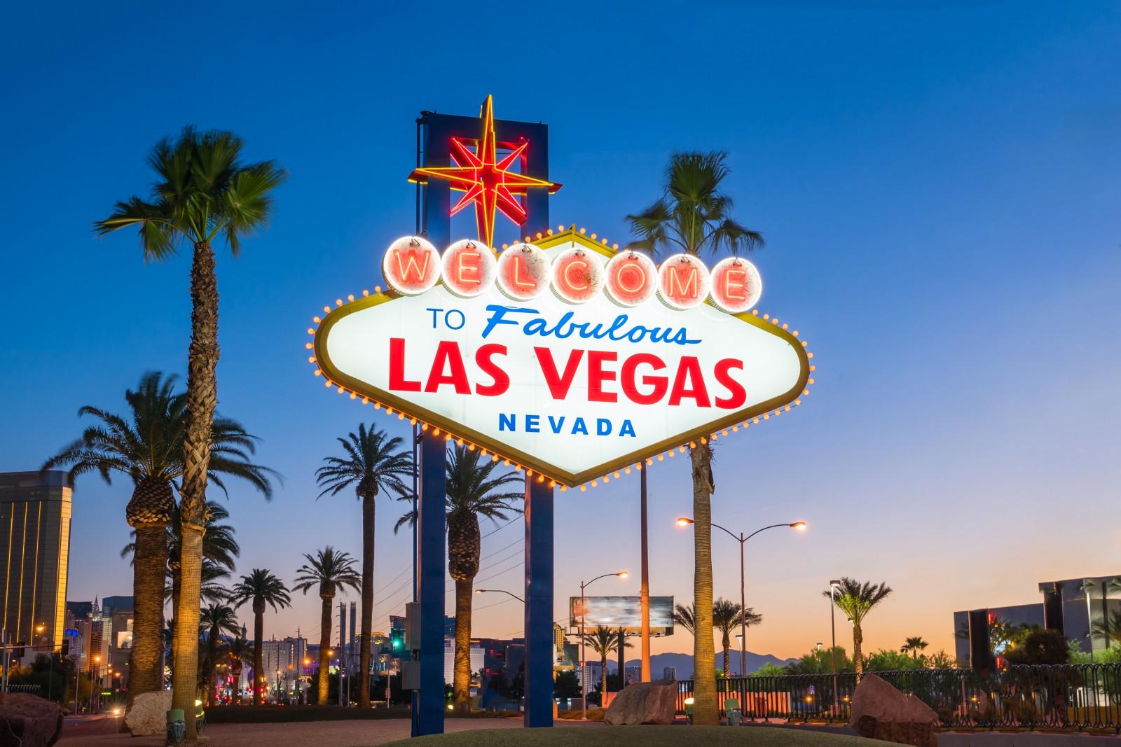 Las Vegas ist die größte Stadt im US-Bundesstaat Nevada.