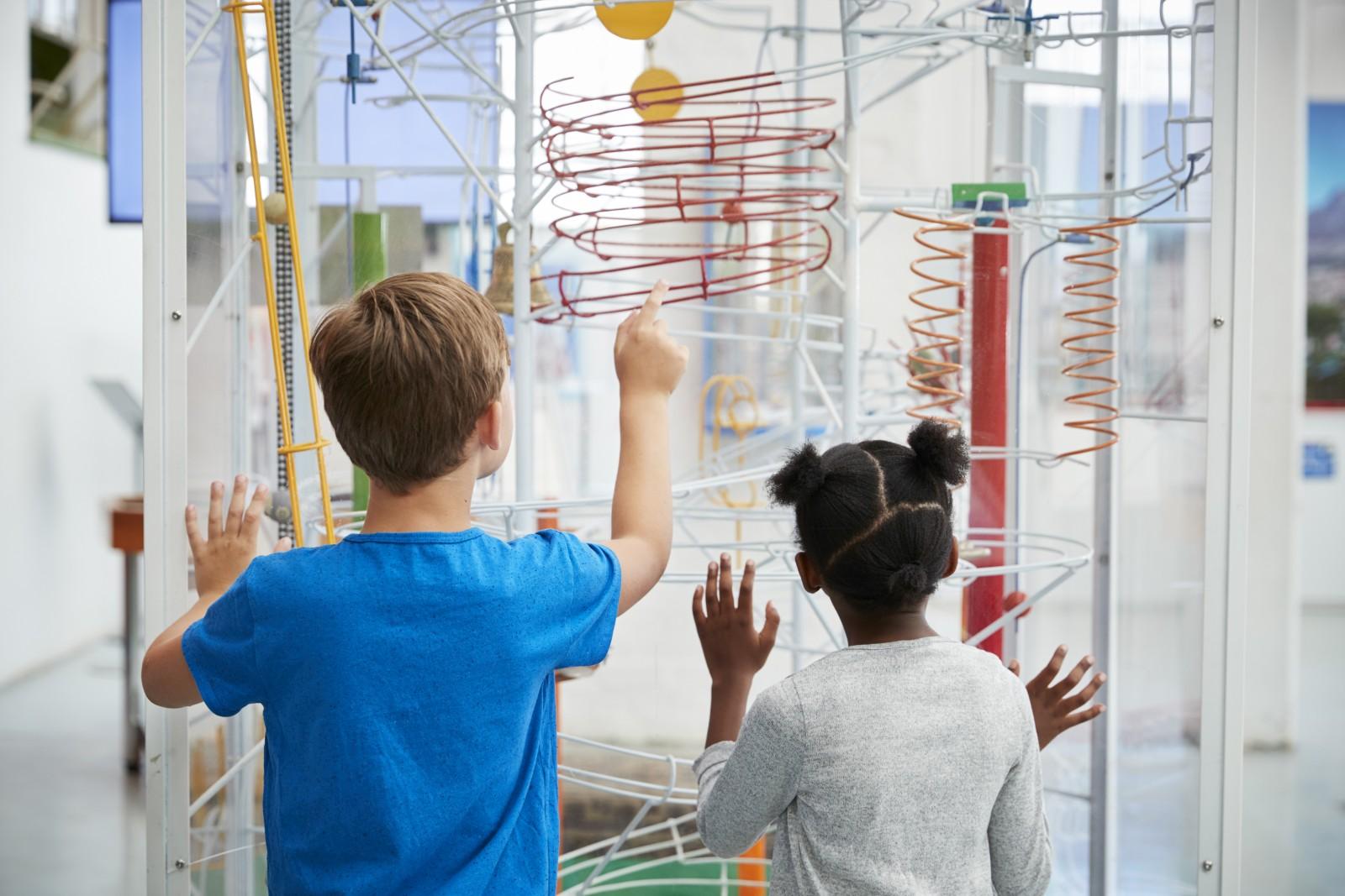 Vielen Museen der USA werden oft nur bei Regenwetter berücksichtigt. Zu Unrecht. Besonders die Wissenschaftsmuseum sind mehr als nur einen Blick wert.