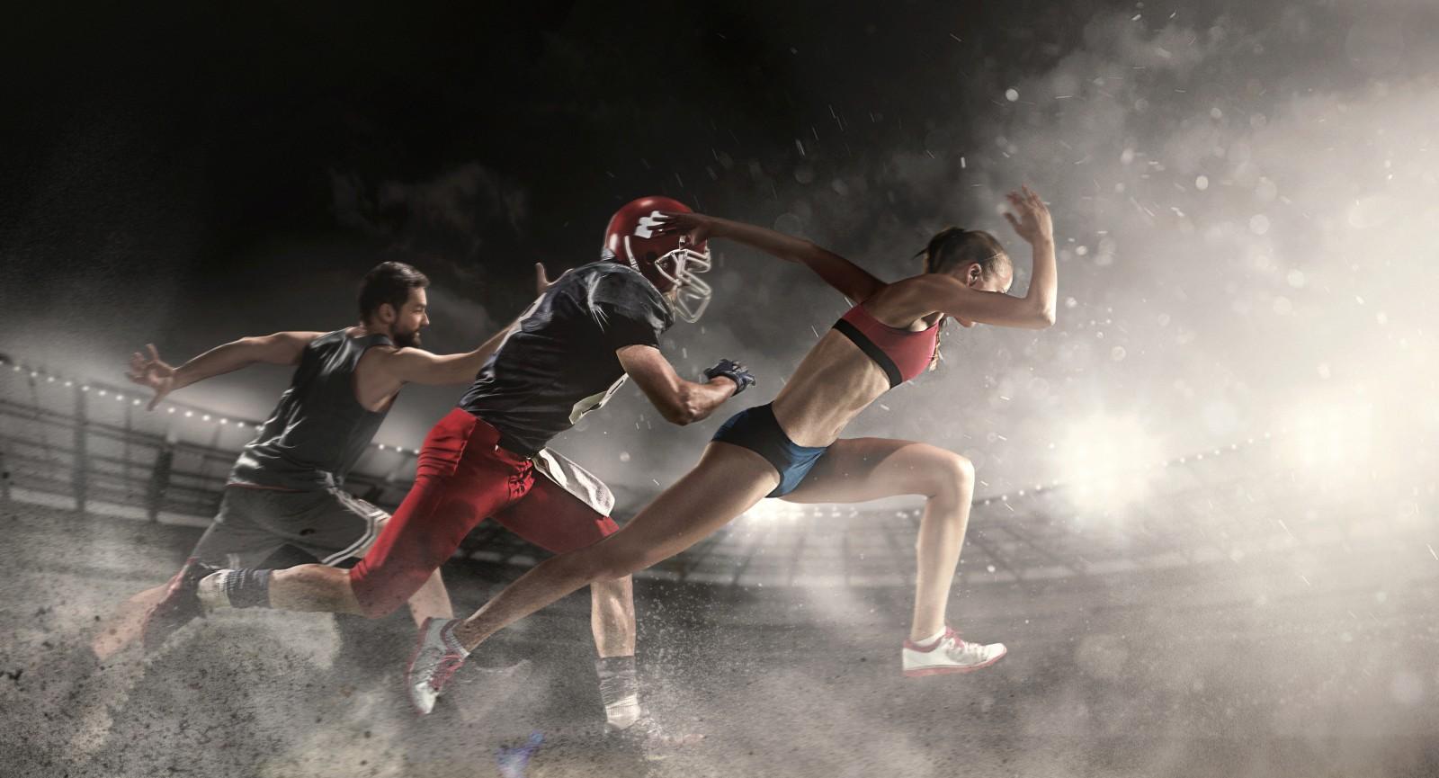 Profisport gehört in den USA einfach dazu. Ob an der Ostküste, im Mittleren Westen oder der Westküste – überall haben die Menschen ihr Team.