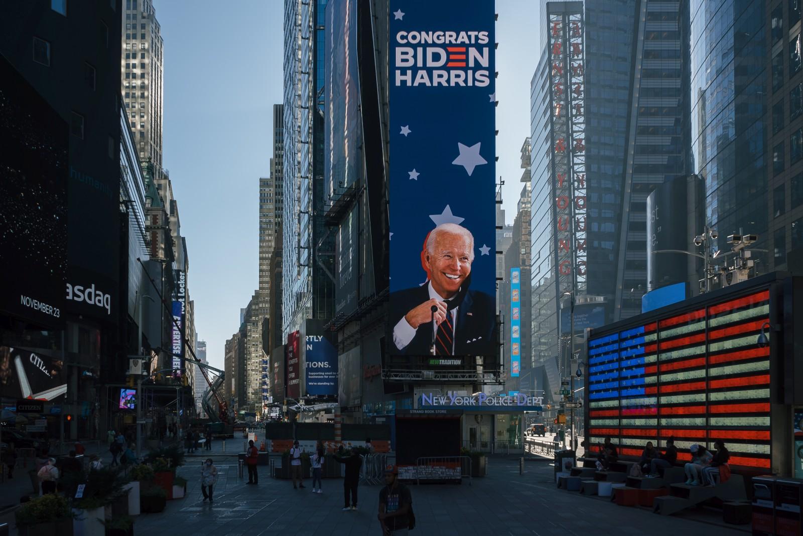 Die Ära Trump geht ihrem Ende entgegen und auch die Tourismus-Welt blickt auf den President-elect, Joe Biden, der das Amt übernehmen wird.