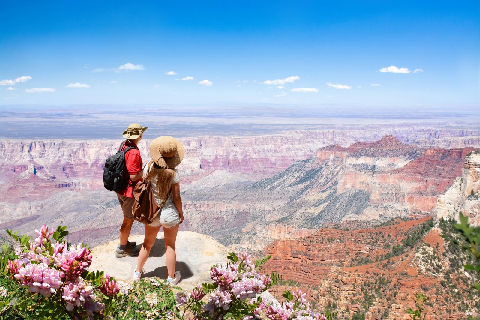 Aufgrund der Corona-Pandemie mussten die USA in den ersten zehn Monaten 2020 auf 147,2 Milliarden US-Dollar an Tourismuseinnahmen verzichten.