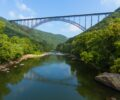 New River Gorge in West Virginia wird 63. Nationalpark der USA