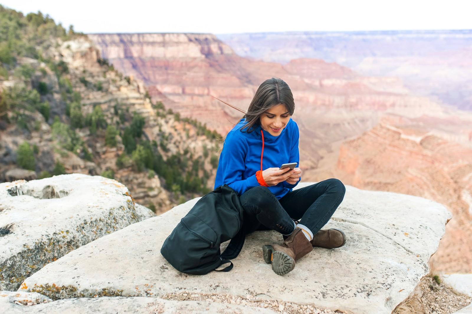 Eine neue App des National Park Service soll die Planung eines Besuchs in den bekannten US-Nationalparks deutlich erleichtern.