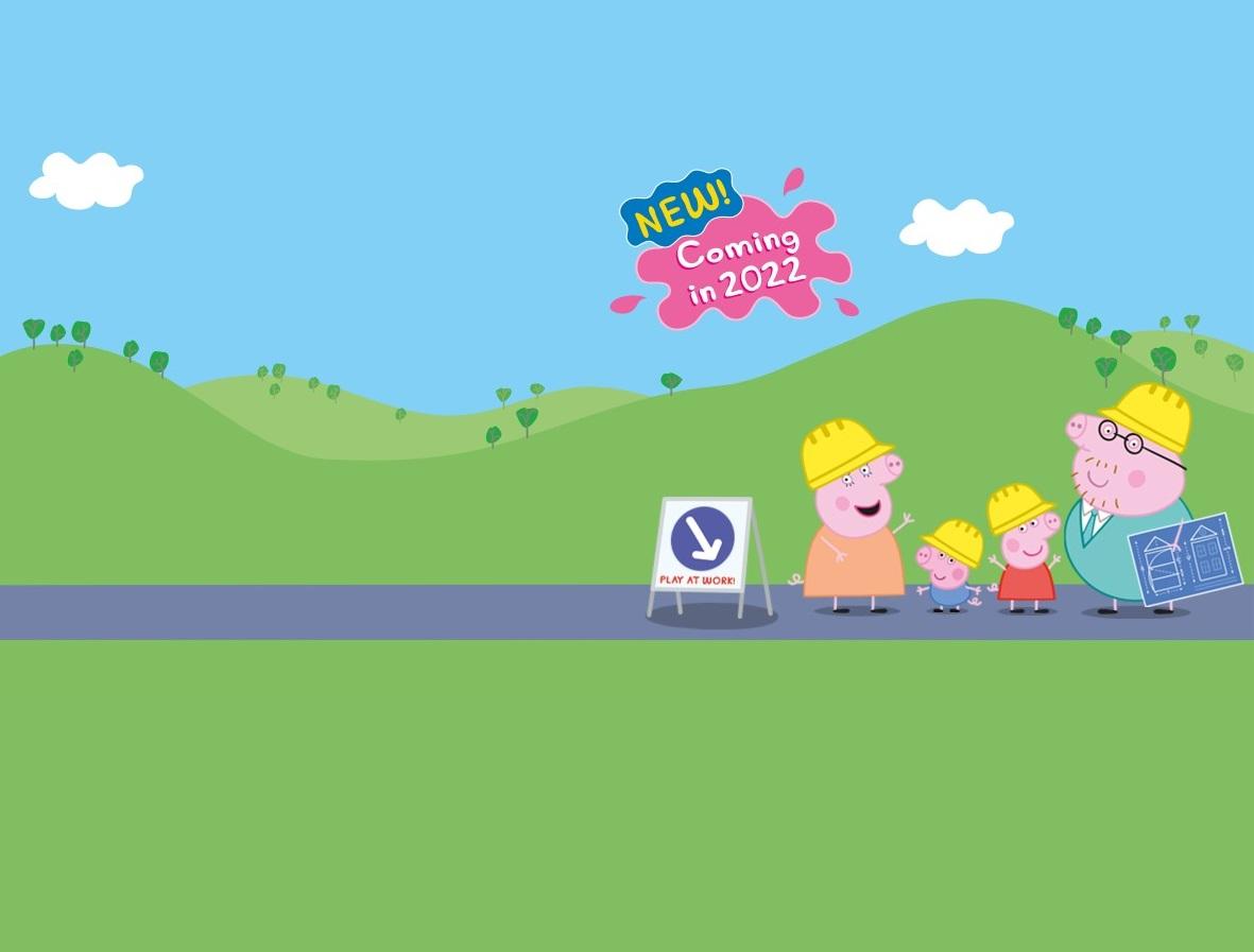 Peppa Pig, das aus Film und Fernsehen bekannte Schweinchen, wird einen eigenen Themenpark bekommen. Der Park entsteht in Florida.