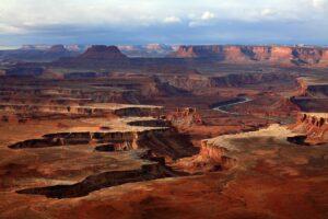 Der Canyonlands-Nationalpark liegt in direkter Nachbarschaft zum Arches-Nationalpark