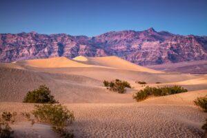 Der Death-Valley-Nationalpark ist der trockenste Nationalpark in den USA.