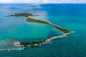 Der Dry-Tortugas-Nationalpark liegt im Golf von Mexiko.
