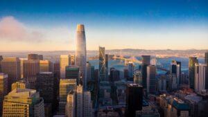 San Francisco hat fast 900.000 Einwohner.