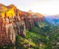 Die 10 schönsten Aussichtspunkte in US-Nationalparks