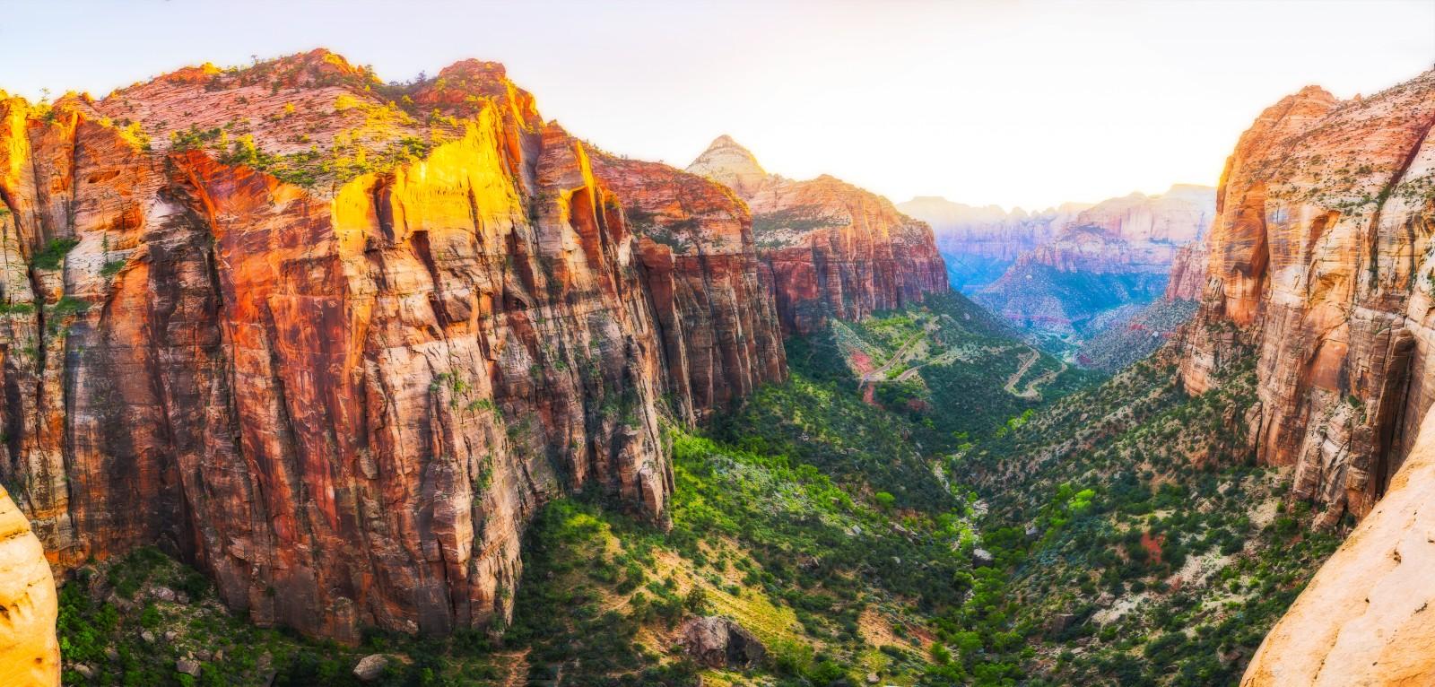 Die Nationalparks in den USA sind einfach einzigartig und bieten atemberaubende Ausblicke über eine Landschaft, die ihresgleichen sucht.