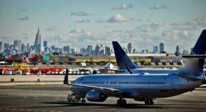 Nach der Kontrolle am Flughafen in den USA kann das Abenteuer Amerika beginnen.
