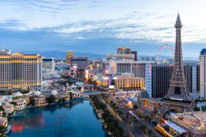 Die Erfolgsgeschichte von Las Vegas geht stetig weiter.
