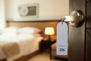 In den USA gibt es rund 5,3 Millionen Zimmer in etwa 57.000 Hotels.